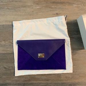 Jimmy Choo - envelope clutch